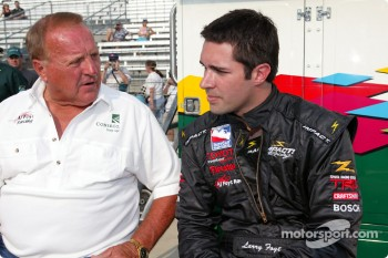 A.J. Foyt and Larry Foyt
