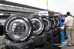 Indy 500 Firestone Firehawk