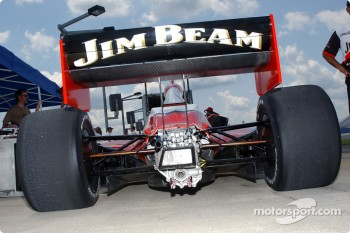 Indy Experience two-seater IndyCar