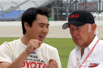 Tora Takagi and Mo nunn
