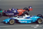 Tony Kanaan and Patrick Carpentier