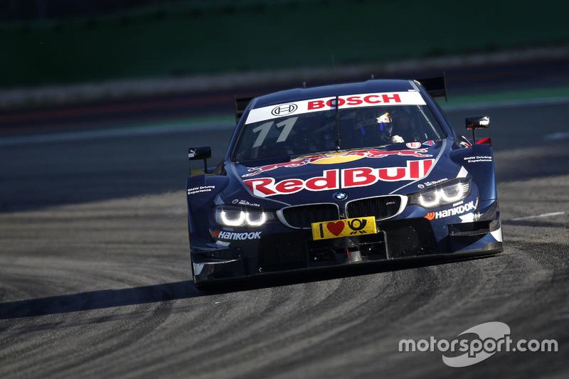 1. Marco Wittmann (BMW)