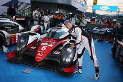 1. Kamui Kobayashi, Toyota Racing