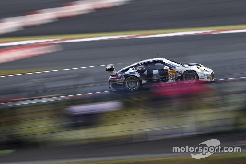 3. LMGTE-Am: #88 Proton Racing, Porsche 911 RSR