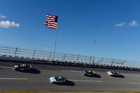 NASCAR Sprint Cup Foto - Chase Elliott, Hendrick Motorsports Chevrolet, Kasey Kahne, Hendrick Motorsports Chevrolet, Jimmie Johnson, Hendrick Motorsports Chevrolet, Alex Bowman, Hendrick Motorsports Chevrolet