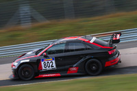 VLN Photos - #802 Phoenix Racing, Audi RS 3 LMS: Rahel Frey, Christopher Haase
