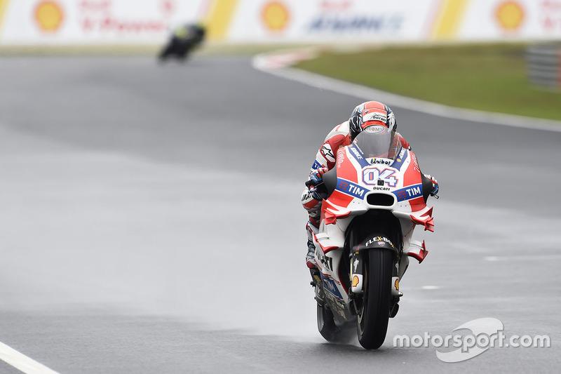 2016: Andrea Dovizioso (Ducati Desmosedici GP)
