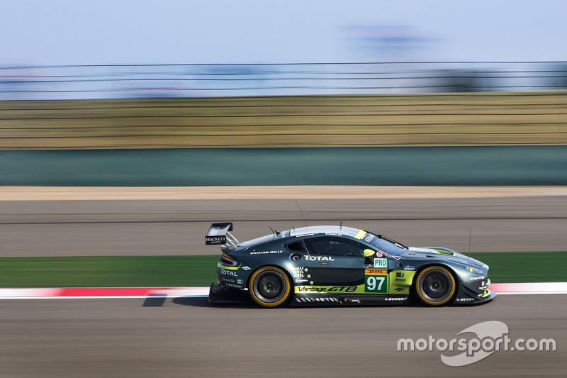5. LMGTE-Pro: #97 Aston Martin Racing, Aston Martin Vantage GTE
