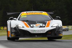 #59 Tekno YNA Holdings, McLaren 650S GT3: Nathan Morcom, Grant Denyer