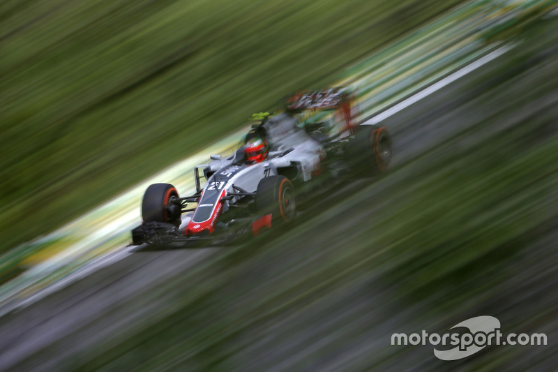 Ausfall: Esteban Gutierrez, Haas F1 Team