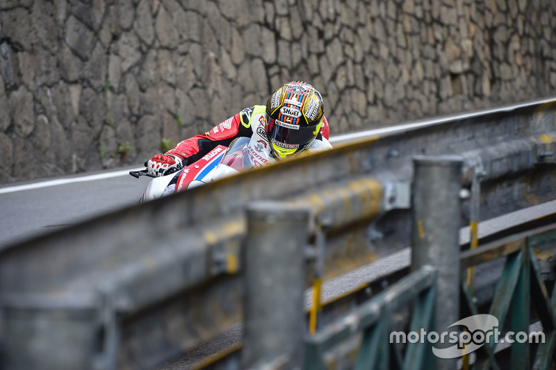 8. John McGuinness, Honda