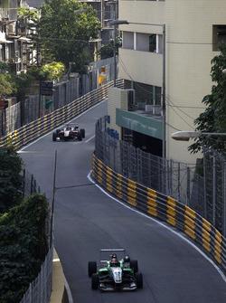 Daniel Ticktum, Double R Racing Dallara Mercedes