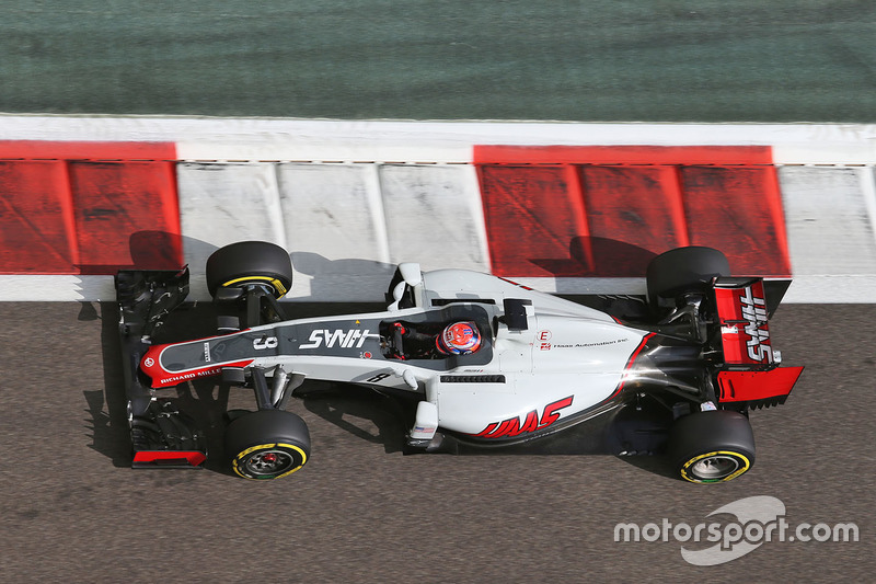 14. Romain Grosjean, Haas F1 Team VF-16