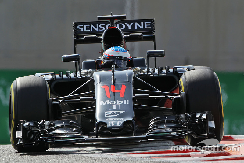 9. Fernando Alonso, McLaren MP4-31
