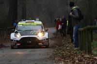 Rally: overig Foto's - Roberto Brivio, Davide Brivio, Ford Fiesta