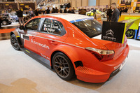 Automotive Photos - Citroen WTCC
