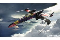 Concepts X-Wing Star Wars F1
