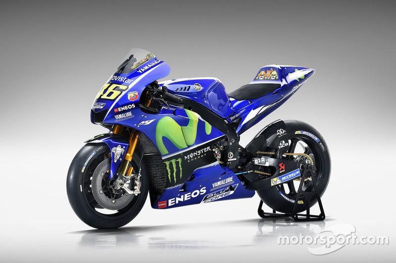 MotoGP Fotogallery: Yamaha M1 2017