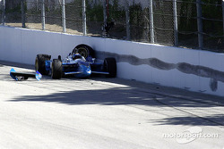 Patrick Carpentier in the wall