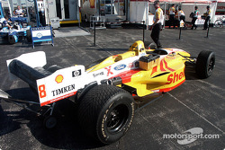 Jimmy Vasser's car