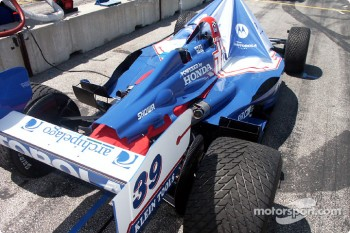 Michael Andretti's car