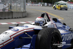 Michael Andretti still running
