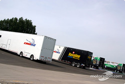 Newman-Haas transporters