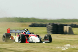 Off-track excursion for Sébastien Bourdais