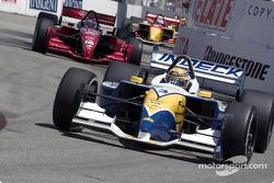 Pace lap: Rodolfo Lavin