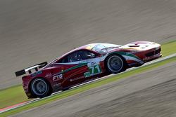 #71 AF Corse Ferrari 458 Italia: Jaime Melo, Toni Vilander