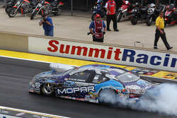 Allen Johnson, Mopar