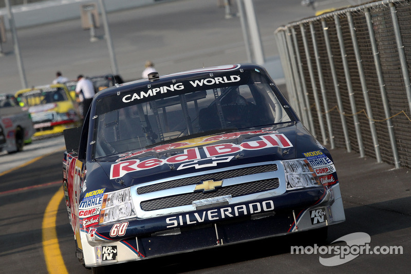 Cole Whitt, Red Bull Silverado