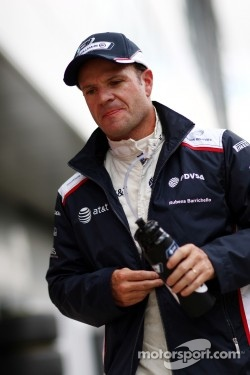 Rubens Barrichello, AT&amp;T Williams