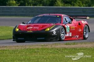 #62 Risi Competizione Ferrari F458 GT