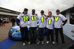 Fans of Robert Huff, Chevrolet Cruze 1.6T, Chevrolet