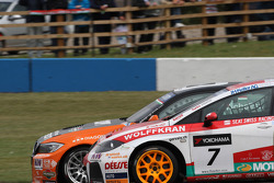 Fredy Barth, Sunred SR Leon 1.6T, Seat Swiss Racing by Sunred and Norbert Michelisz BMW 320 TC, Zengo-Dension Team