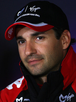 Timo Glock, Marussia Virgin Racing