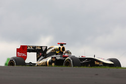 Nick Heidfeld, Lotus Renault F1 Team