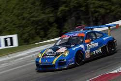 Dion von Moltke and Mark Herrington, Porsche 911 GT3 Cup