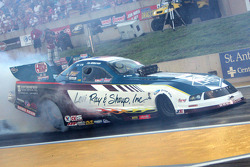 Tim Wilkerson, Levi Ray & Shoup Ford Mustang