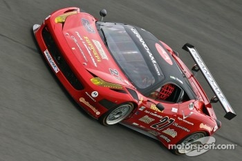 Jaime Melo tests the new Ferrari 458 Italia