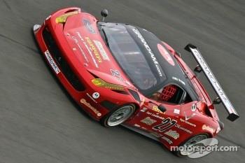 Jaime Melo tests the new Ferrari 458 Italia