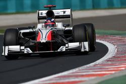 Daniel Ricciardo, HRT F1 Team