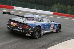 #79 Ecurie Ecosse Aston Martin DBRS 9: Oliver Bryant, Alasdair McCaig, Andrew Smith, Joe Twyman