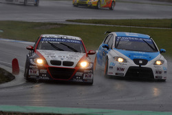 Tom Coronel, BMW 320 TC, ROAL Motorsport and Pepe Oriola, Sunred SR Leon 1.6T, Sunred Engineering