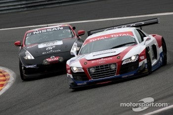 #11 United Autosports Audi R8 LMS: Mark Patterson, Matthew Bell, Eddie Cheever, Mark Blundell