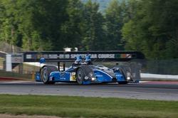 #52 PR1 Mathiasen Motorsports Oreca FLM09: David Cheng, Javier Echeverria