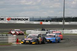 Miguel Molina, Audi Sport Team Abt Junior, Audi A4 DTM, Filipe Albuquerque, Audi Sport Team Rosberg, Audi A4 DTM