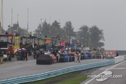 Rain at Watkins Glen Interntional