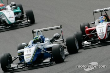 Jimmy Eriksson, Motopark, Dallara F308 Volkswagen, Roberto Merhi, Prema Powerteam, Dallara F308 Mercedes